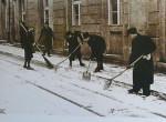Holocaust der polnischen Juden Ghetto in Podgórze