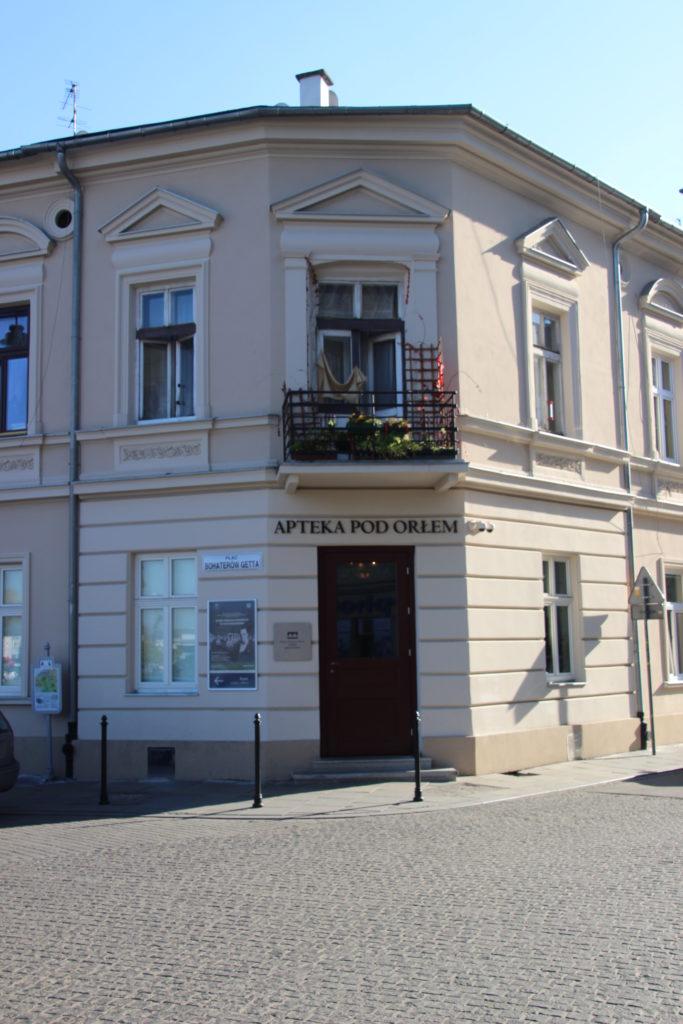 Führung Getto in Krakau