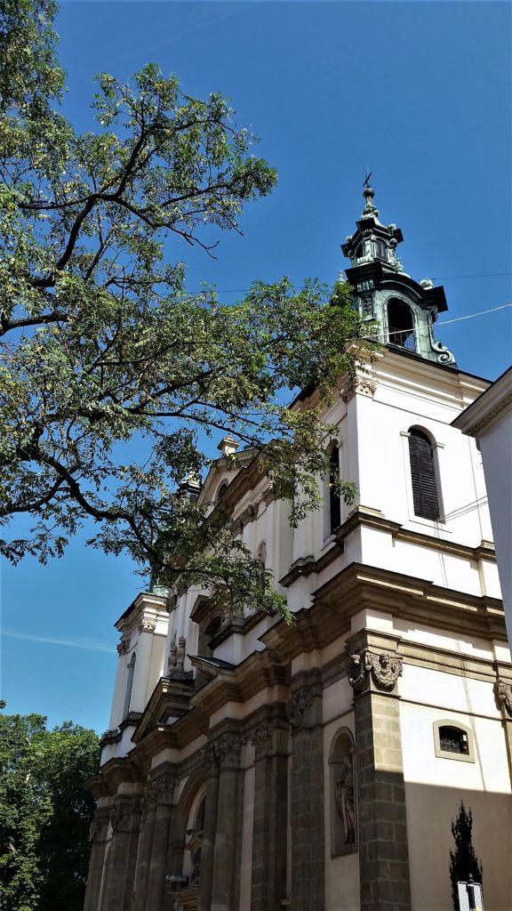 St. Anna Kirche Krakau