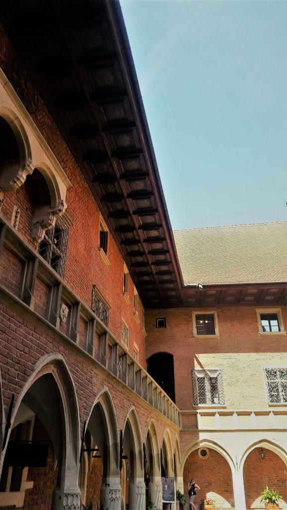 Collegium Maius Universität Kraka