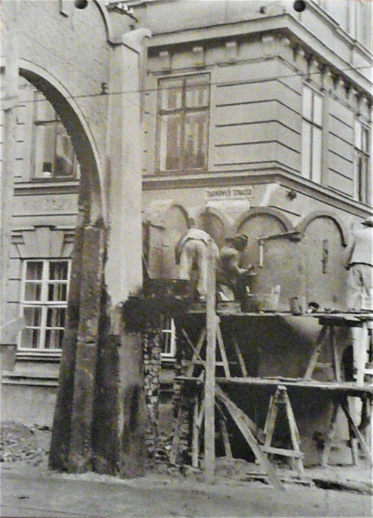 Führung Ghetto in Krakau