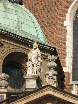 athedrale-Figur