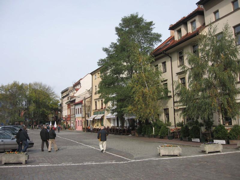 Kazimierz-Szeroka-Strasse