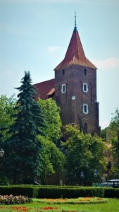 Sehenswürdigkeiten in Krakau Kreuzkirche
