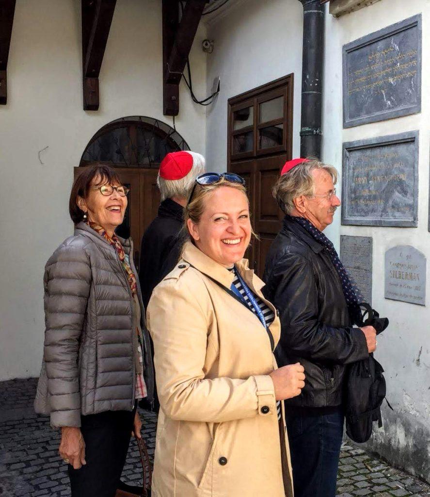 Stadtführung Krakau Jüdisches Viertel Synagoge