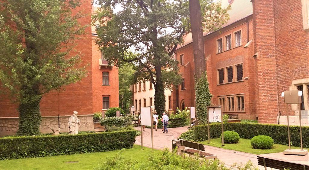 Collegium Maius Universität Krakau